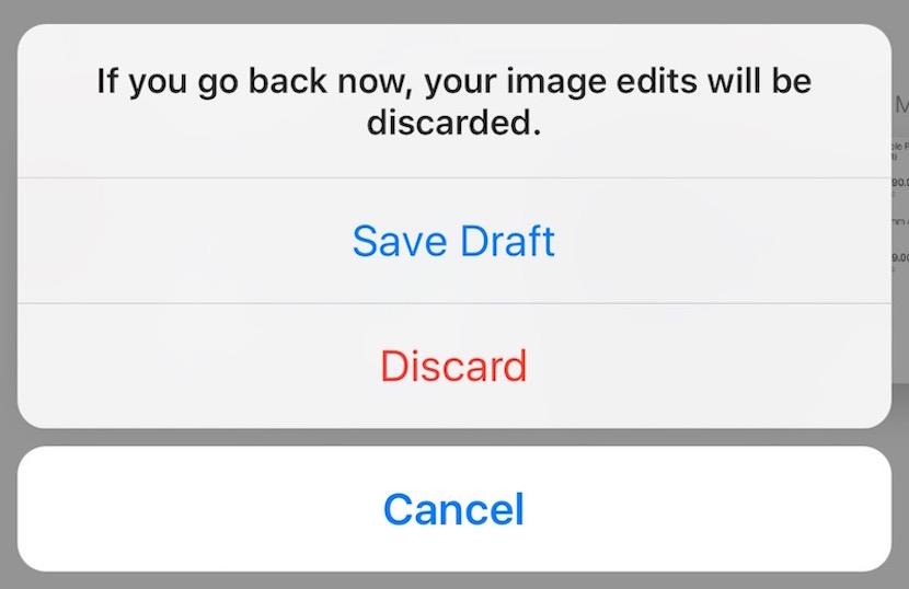 """Instagram prueba la función """"Guardar borrador"""""""