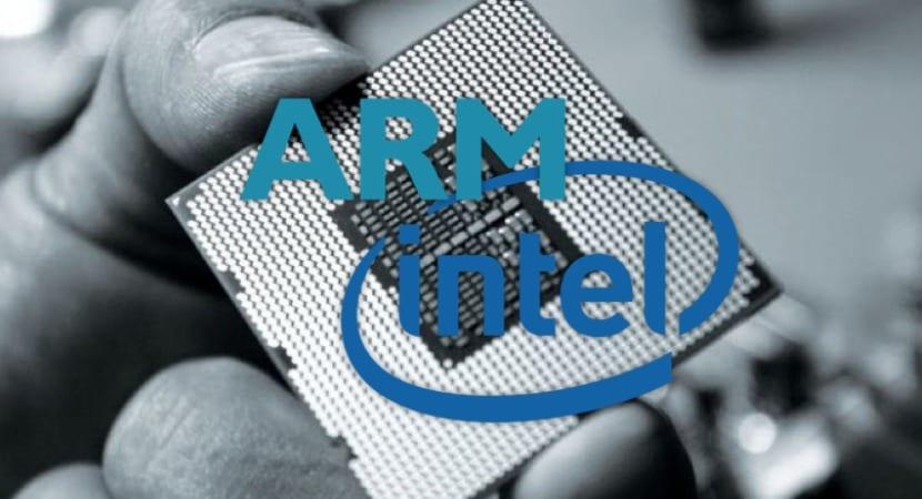 Intel y Apple ya trabajan en chips ARM para futuros iPhone y iPad