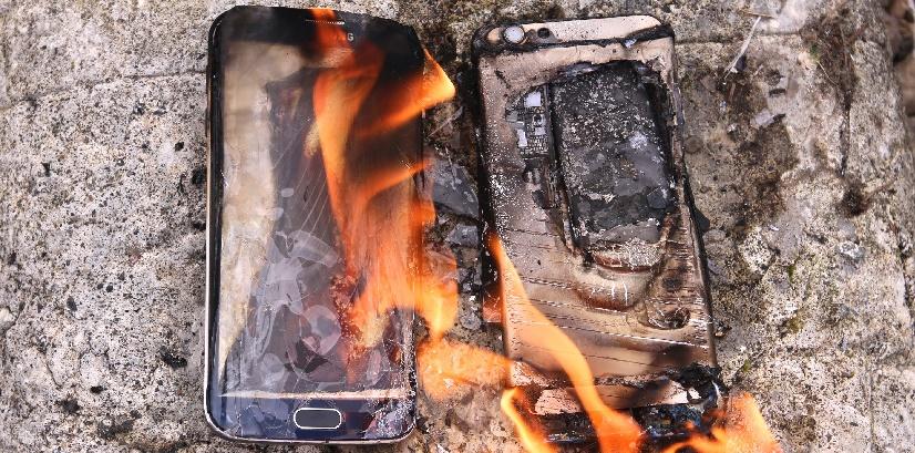 Galaxy Note 7 sale ardiendo