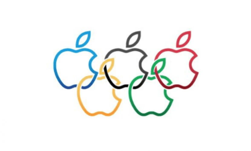 Olimpiadas Apple Top