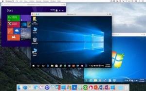 Parallels Desktop para Mac, compatible con macOS Sierra