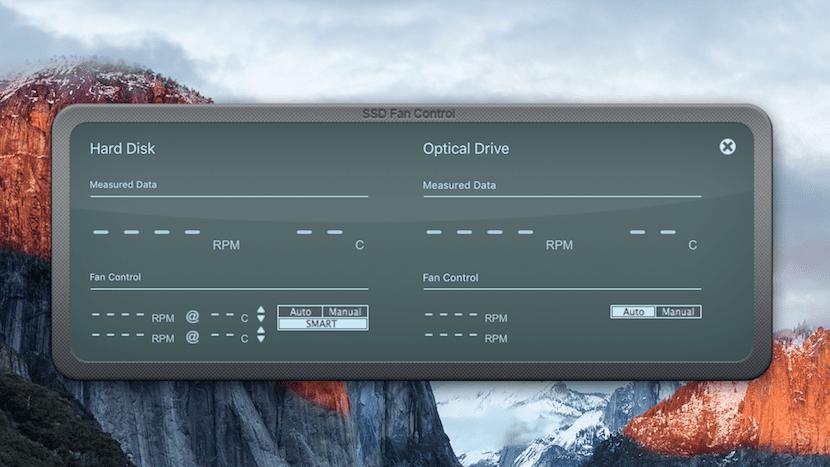 SSD-Fan-Control