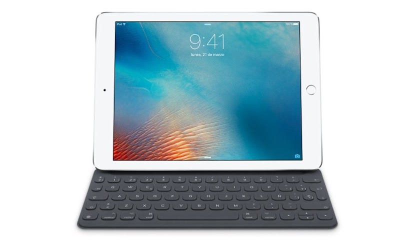 Apple lanza el Smart Keyboard del iPad Pro en español