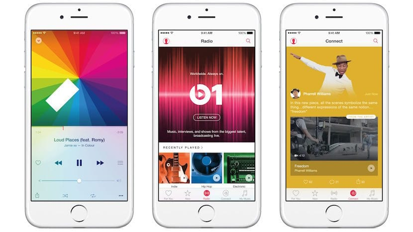 Peligran los lanzamientos en exclusiva de Apple Music