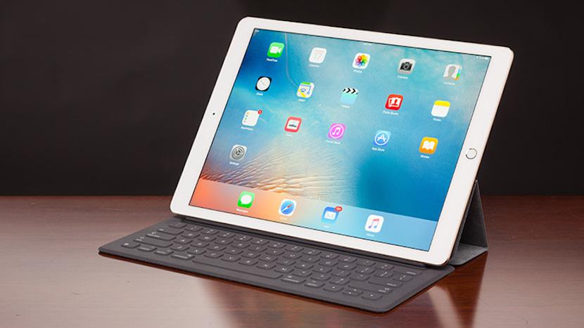 """Logitech lanza una funda con teclado para el iPad Pro de 9,7"""""""