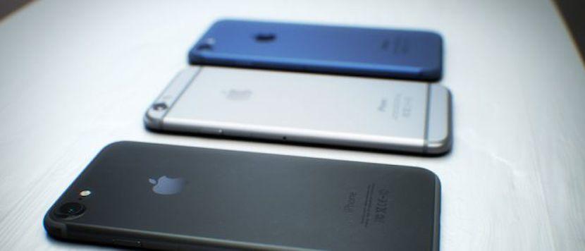 Primer video e imágenes de un iPhone 7 funcional
