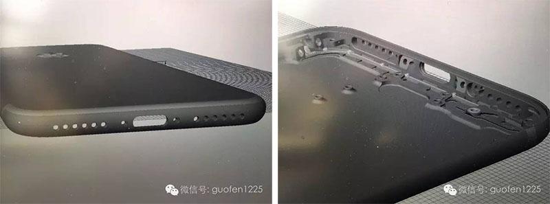 iPhone 7: un segundo altavoz de atrezzo