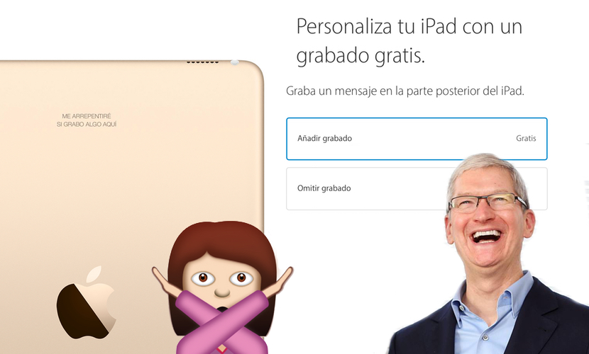 ipad grabajo apple gratis