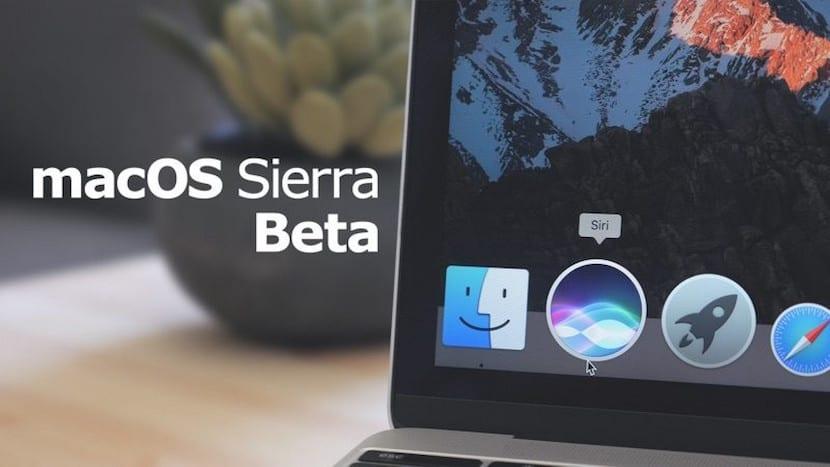 Apple lanza una nueva beta de macOS Sierra