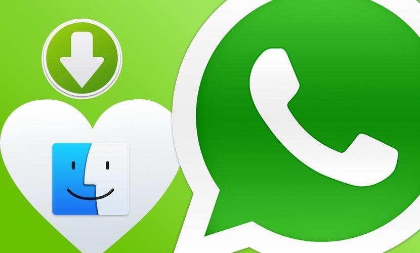 whatsapp web app mac os descargar