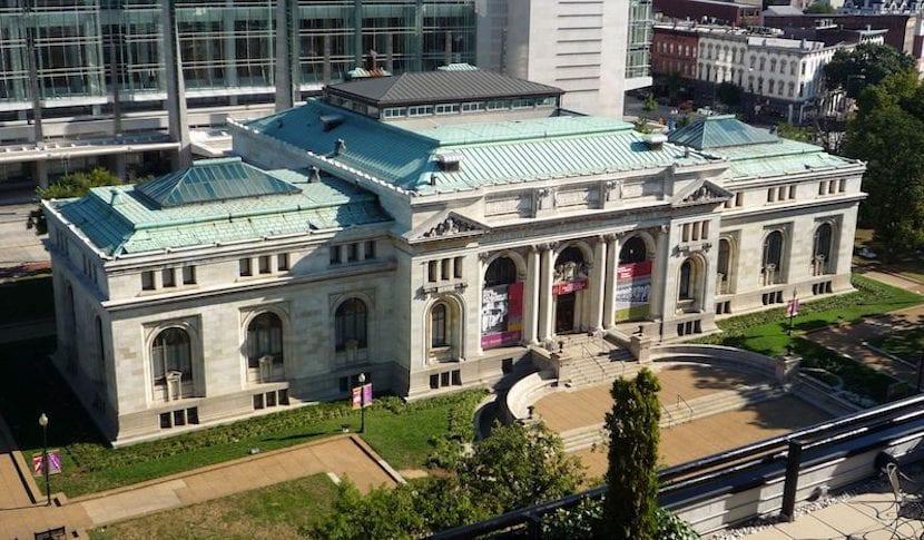 Apple quiere abrir una tienda en la Biblioteca Carnegie de Washington