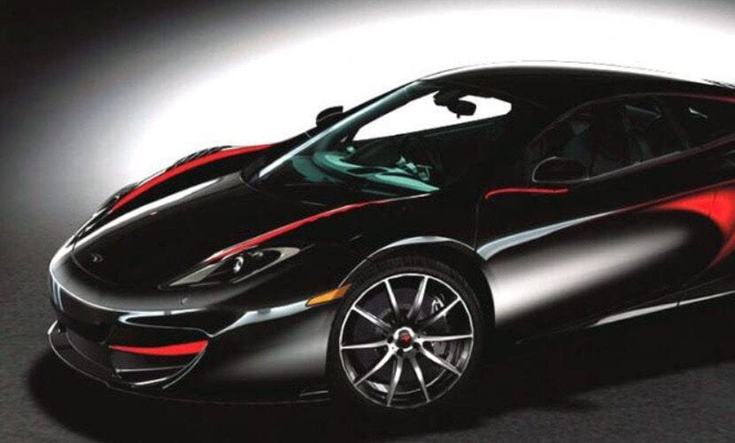 Apple comprar negociar mclaren