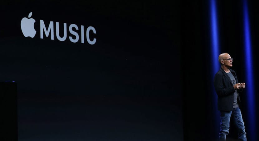 "Jimmy Iovine: ""la primera versión de Apple Music era demasiado ambiciosa"""