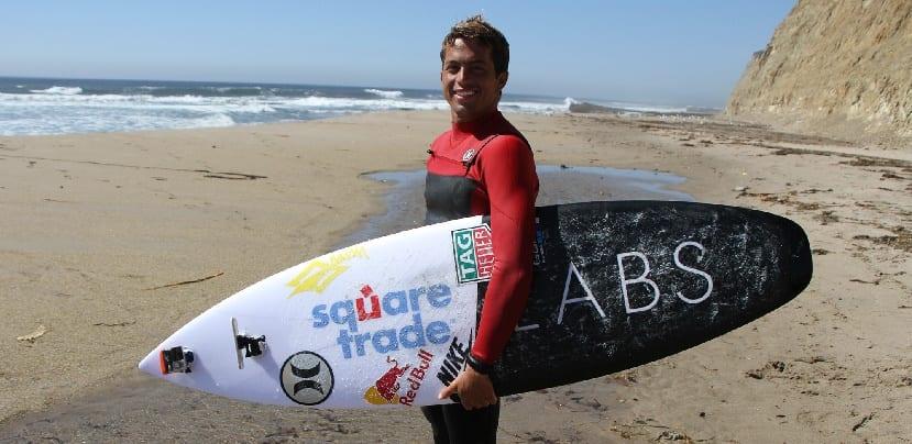 Kai Lenny surf test iPhone 7