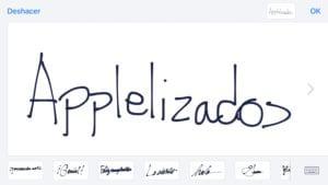 Cómo enviar notas a mano en Mensajes para iOS 10