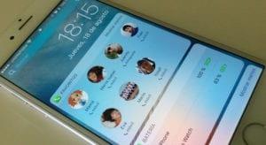 Cómo personalizar tus Contactos favoritos en iOS 10