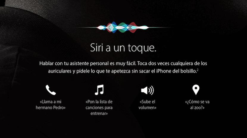 Siri-AirPods