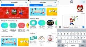 Cómo instalar y usar stickers en Mensajes para iOS 10