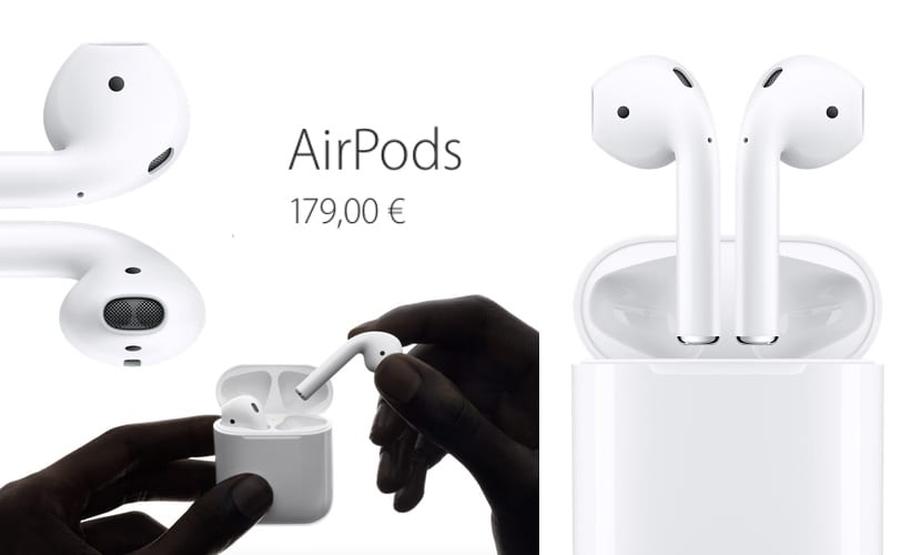 airpods earpods apple iphone 7