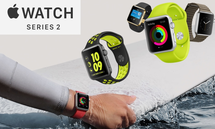 diferencias apple watch serie 2 keynote
