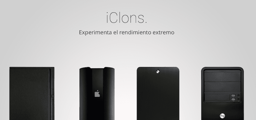iClons-Apple