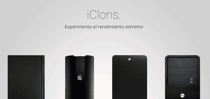 iClons-Apple
