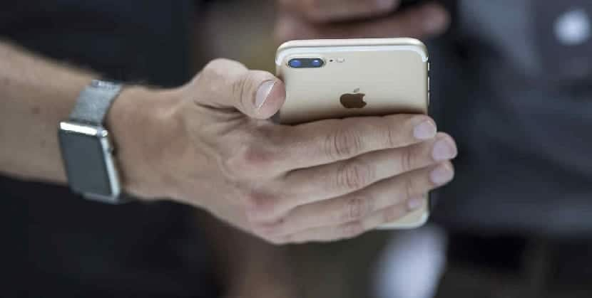 iPhone 7 y Apple Watch