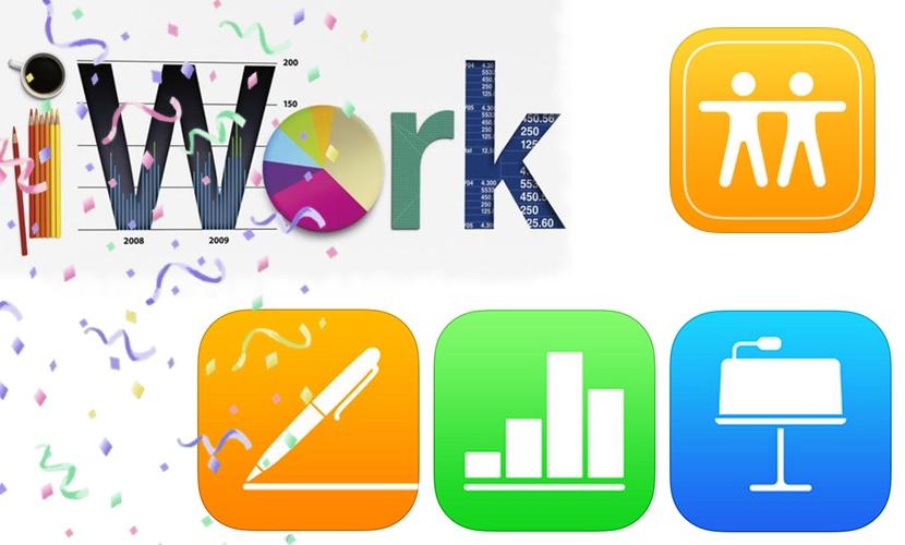 iwork apple actualización keynote