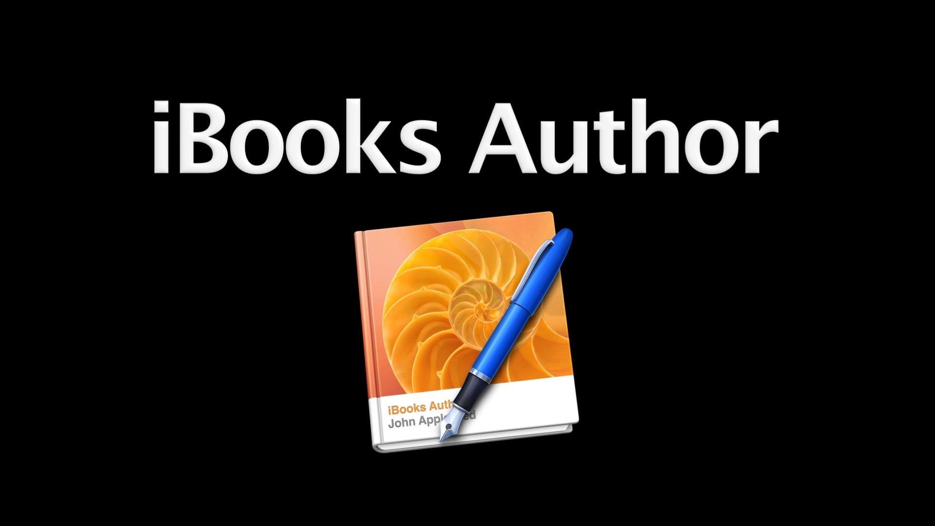 iBooks Author se actualiza a la versión 2.5 con nuevas plantillas y ...
