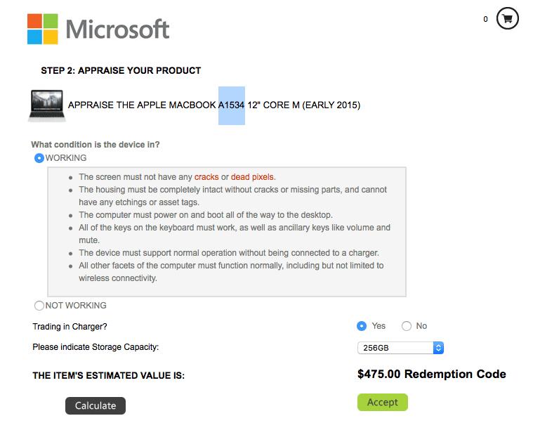 Microsoft ofrece hasta 650$ de descuento si entregas tu viejo MacBook