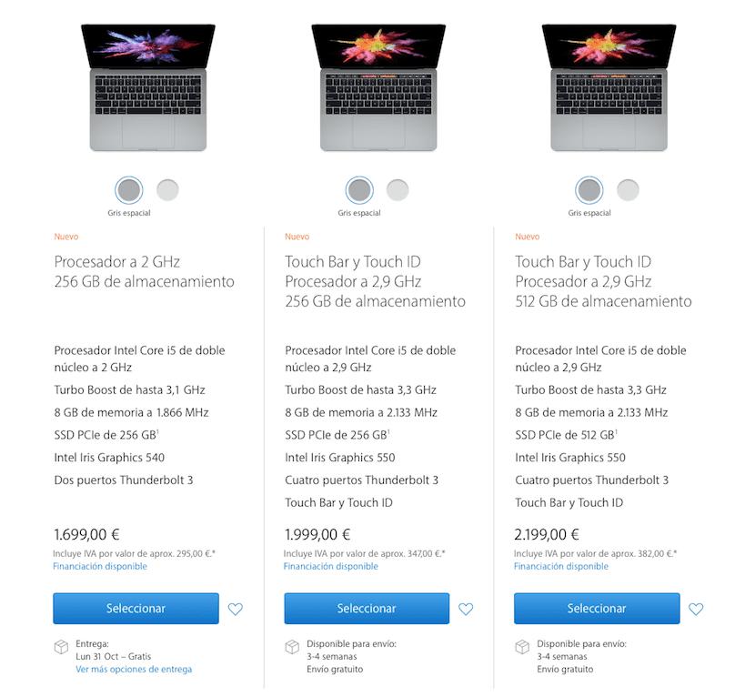 precios-nuevos-macbook-pro