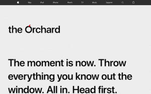 Orchard, el nuevo programa de Apple para encontrar talentos del marketing