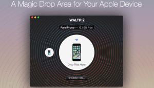 Transfiere cualquier contenido de tu Mac a tu iPhone con WALTR 2