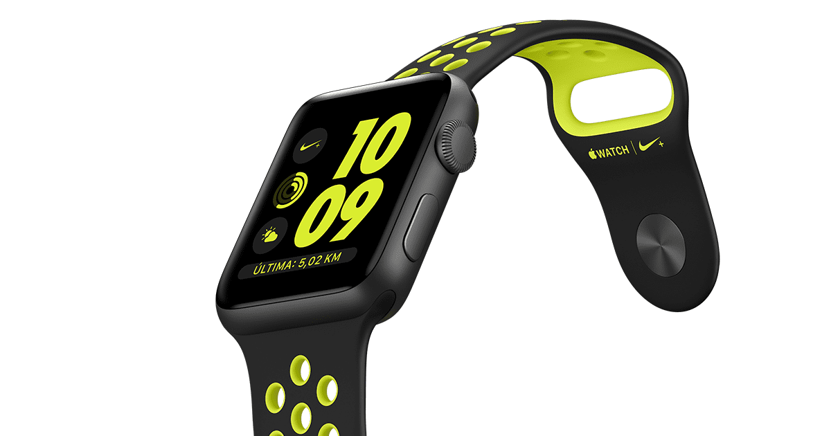Nike Apple Watch