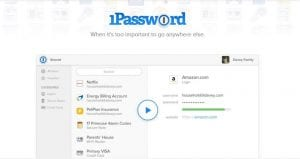 1Password ya es compatible con la Touch Bar y el Touch ID del MacBook Pro