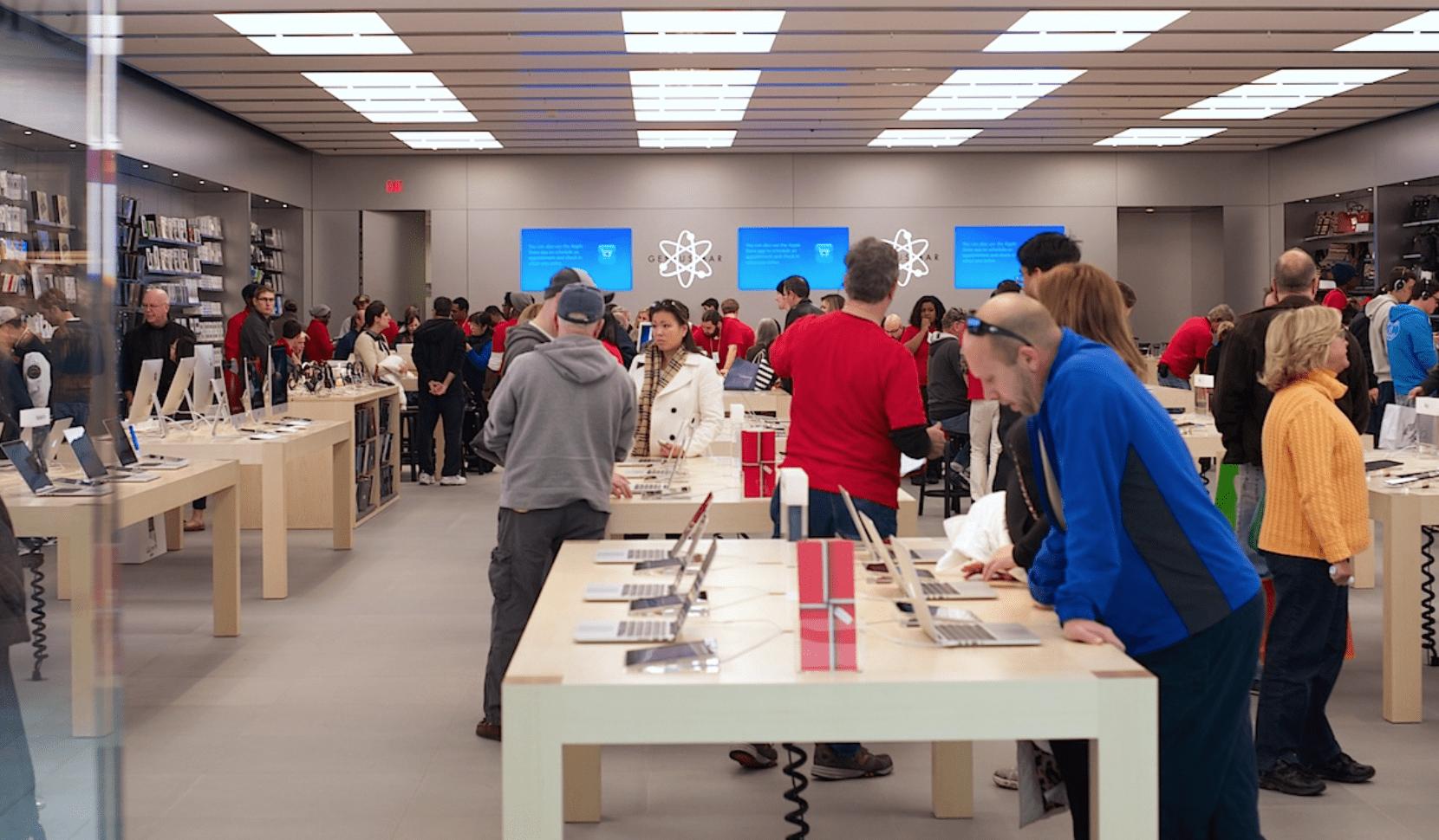 borrado-apple-store