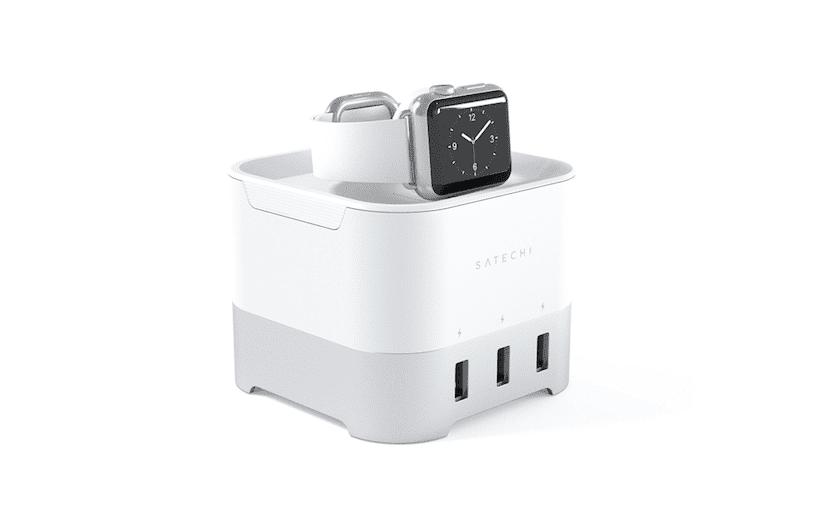 cargador-satechi-apple-watch