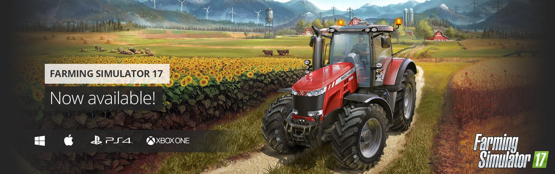 Farming Simulator para Mac
