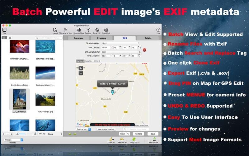 image-exif-editor