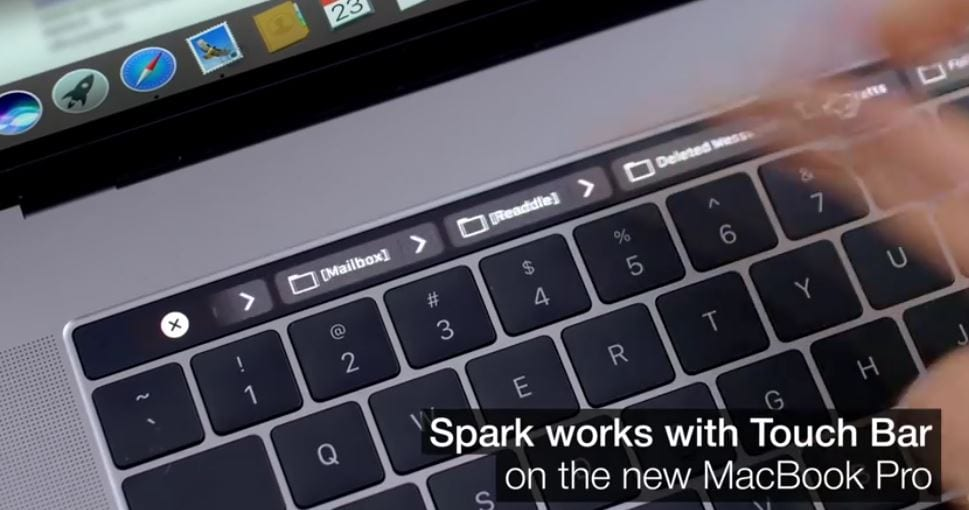 spark-mac