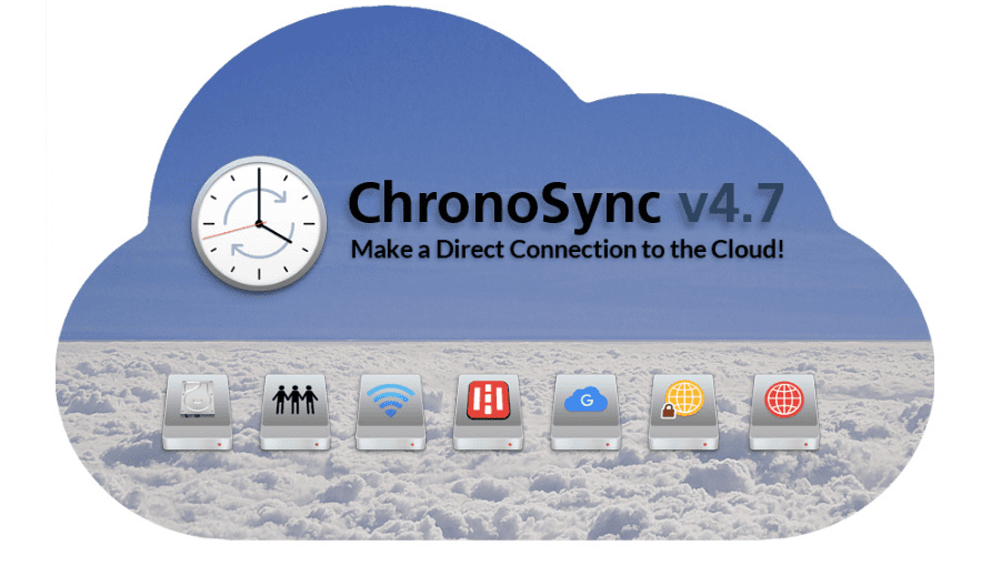 ChronoSync 4.7.1 como alternativa a Time Machine de Apple