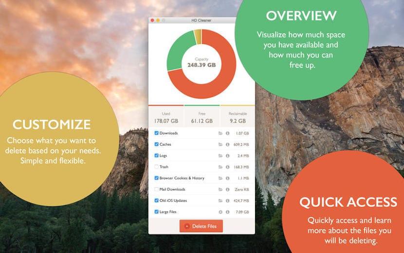 Limpia tu Mac de basura con HD Cleaner, gratis por tiempo limitado
