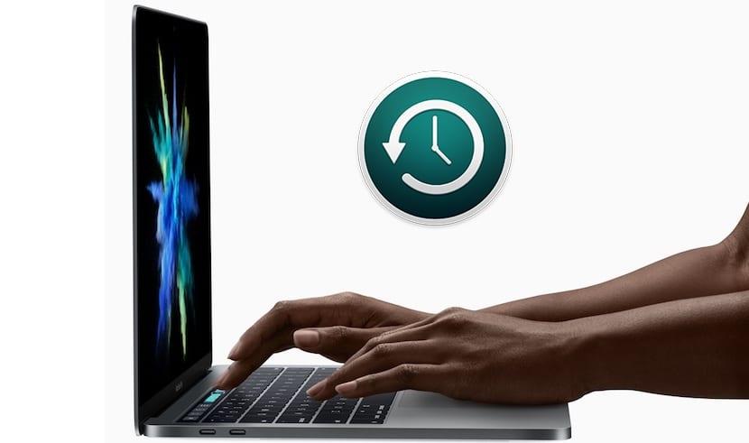 macOS 10.12.2 soluciona el bloqueo de Time Machine en los nuevos MacBook Pro