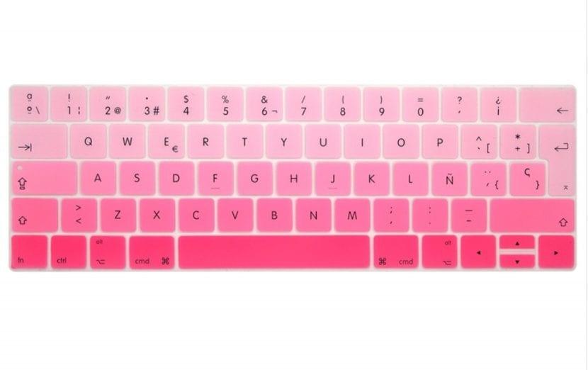 protector_teclado_macbook_pro_rosa