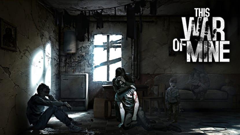 """""""This War is Mine"""", un juego diferente y en oferta por tiempo limitado"""