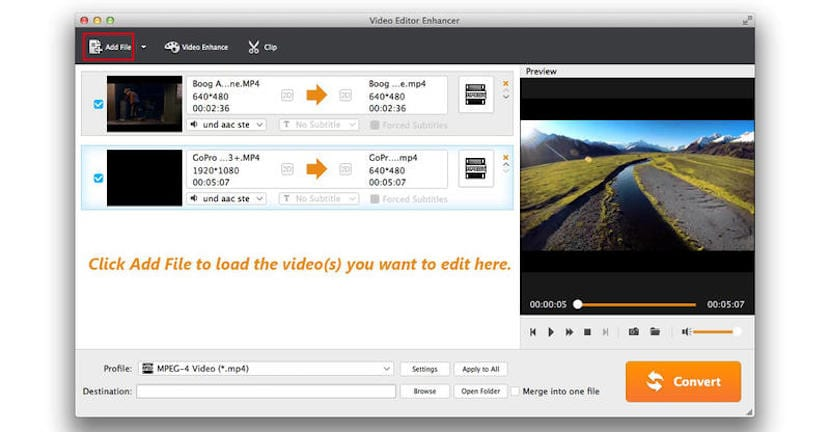 Video Editor Enhancer para Mac, gratis por tiempo limitado