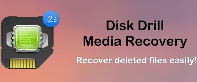 Recupera datos y archivos perdidos en tu Mac con Disk Drill Media Recovery