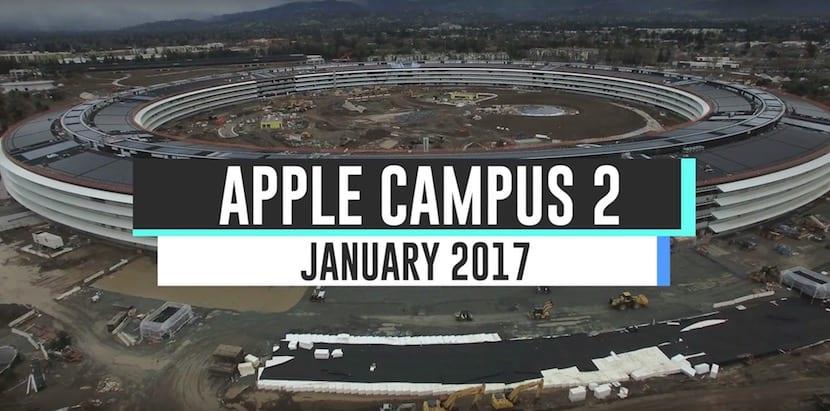 Apple quiere construir un nuevo campus