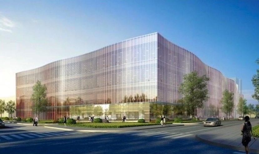 Edificios Apple Japón