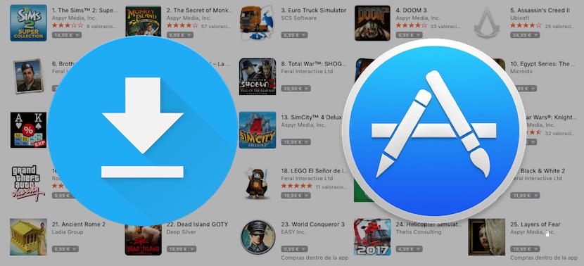Los 20 juegos más descargados en Mac App Store